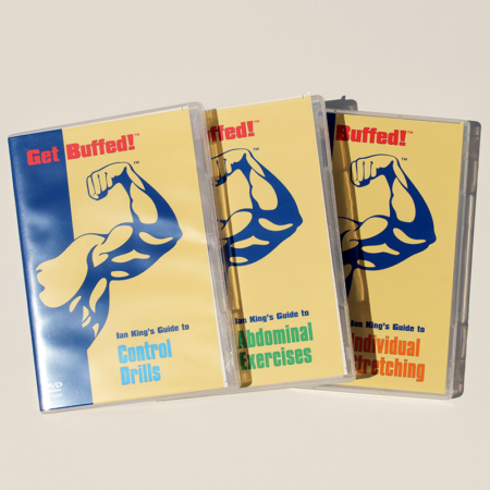 Get Buffed Ian King guide to injury prevention pack